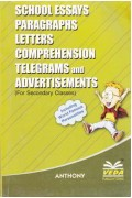 School Essays Paragraphs letters Comprehension Telegrams and Advertisements