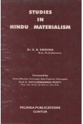 Studies In Hindu Materialism