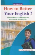 How to Better Your English ?