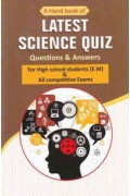 A Hand Book Of Latest Science Quiz